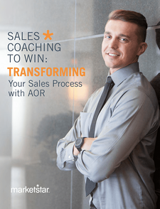 Sales Coaching to Win With AOR