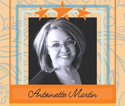 Antoinette Martin Card