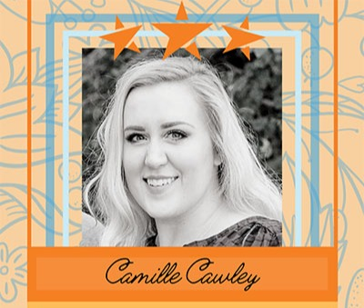Camille Cawley Card