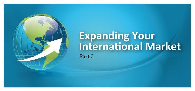 International Sales Series