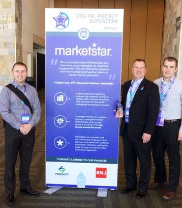 Revvie Award-Marketo Summit