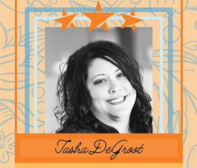 Tasha DeGroot Card